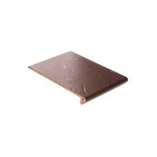 Клинкерная ступень флорентинер ABC Antik Mangan, 335*240*10 мм