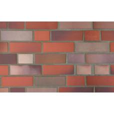 Кирпич клинкерный пустотелый ABC 0105 5054 Riesenbeck rot-bunt-geflammt glatt, 240*115*71 мм