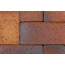 Тротуарная клинкерная брусчатка ABC Herbstlaub-geflammt, 240х118х52 мм