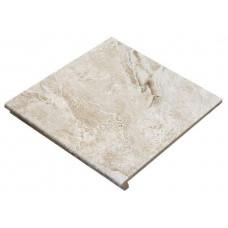 Клинкерная фронтальная ступень Sea Rock Marfil florentino, Ceramica Mayor