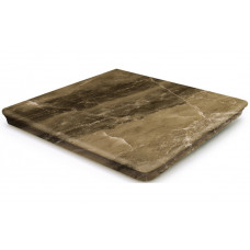 Клинкерная угловая ступень Marbles Chesnut Out, Ceramica Mayor