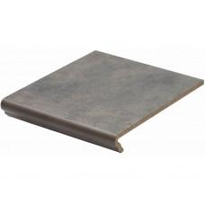 Клинкерная ступень флорентинер Euramic CAVAR E 543 fosco, 9350, 340x294x11 мм