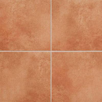Напольная клинкерная плитка Euramic Cadra E 523 cotto, 294x294x8 мм