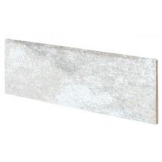 Клинкерный плинтус  Manhattan White (245х90х8), Exagres