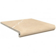 Клинкерная плитка на ступени крыльца Albaroc boal (330х330х40х12), Exagres