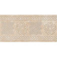 Клинкерный декоративный подступенок Stone Ocre, Exagres арт. 9065