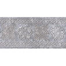 Клинкерный декоративный подступенок Stone Gris, Exagres арт. 9068