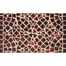 Тротуарная клинкерная мозаика Feldhaus Klinker M409 gala ferrum, 240*118*52 мм