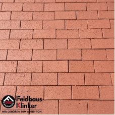 Тротуарная клинкерная брусчатка Feldhaus Klinker P402 gala plano, 200*100*40 мм
