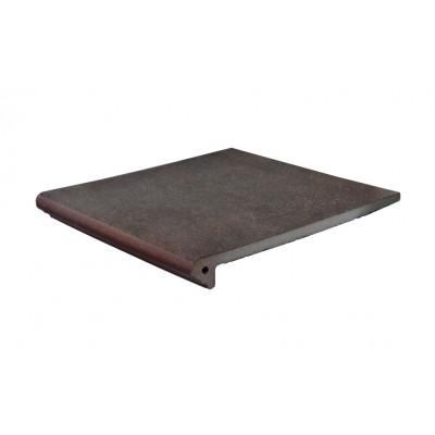 Клинкерная ступень-флорентинер Gres Aragon Duero Roa, 300*297*14(36) мм