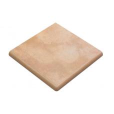 Клинкерная угловая ступень-флорентинер Gres Aragon Duero Urbion, 330*330*14(36) мм
