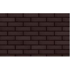 Клинкерная плитка KING KLINKER Dream House Вулканический черный (18) гладкая RF10, 250*65*10 мм