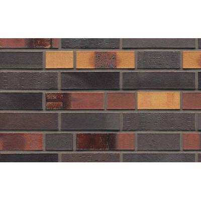 Клинкерная плитка Muhr 40 Kobalt Spezial geflammt, 240*52*15 мм
