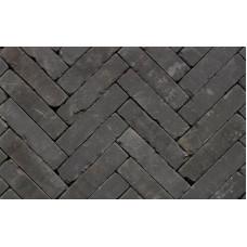 Клинкерная тротуарная брусчатка Caron Rustical UWF65, 200*50*65 мм