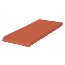 Клинкерный подоконник KING KLINKER Рубиновый красный (01), 245*120*15 мм
