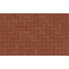 Тротуарная плитка RT 60 Rot nuanciert