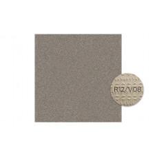 Плитка напольная для промышленных помещений Roben VIGRANIT Anthrazit Feinkorn R12/V08, 200*200*15 мм
