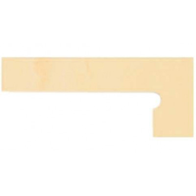 Плинтус для ступени правый Zanguin Drch Pulido Beige Siena, Venatto арт. 2093