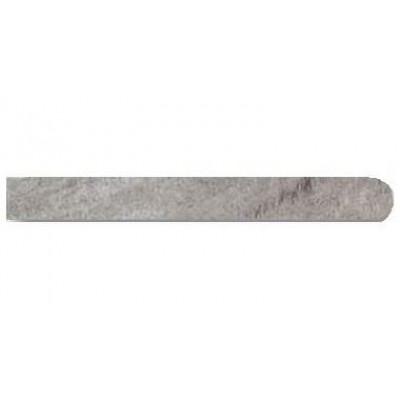 Планка торцевая Tapa Escalera Pulido Gris Vulcano, Venatto арт. 2116