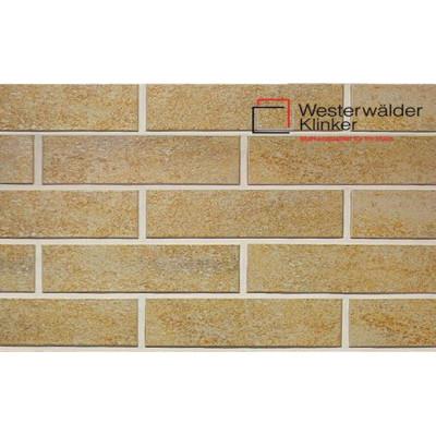 Клинкерная плитка WK55 Gnes goldgelb Westerwalder Германия (240х71х8)