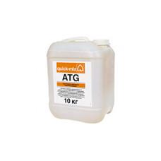 Грунтовка глубокого проникновения quick-mix ATG, 10 кг