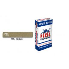 Цветной кладочный раствор PEREL NL 0110 серый, 50 кг