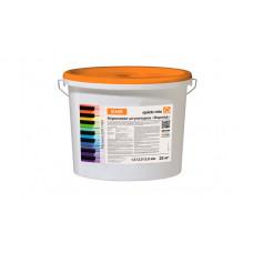 Акриловая штукатурка quick-mix KHR Короед 3 мм белая, 25 кг